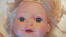 "Toys R Us  You And Me 13"" Baby Doll Blonde with Blue Eyes"
