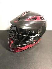 New listing N6 scade Pro 7 Lacrosse Helmet Blue Great Shape OSFM Full Face Lax CASCADE