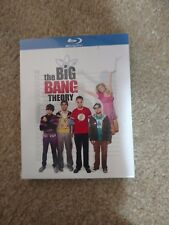 The Big Bang Theory - The Complete Second Season Blu-Ray ONLY NEW SEALED
