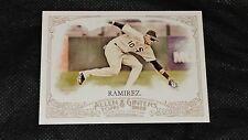 2012 Topps Allen & Ginter #335 Alexei Ramirez Baseball Card (SP)