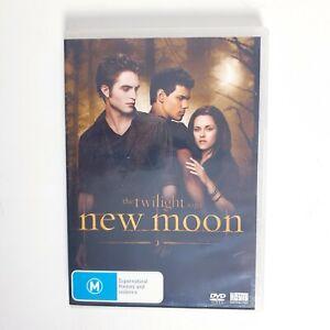 The Twilight Saga New Moon Movie DVD Region 4 AUS Free Postage