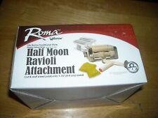 Roma Half Moon Ravioli Attachment 010208 new sealed box