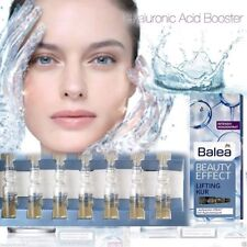 Balea Beauty Effect Lifting Treatment Serum Hyaluronic Acid Ampoules 14 X 1ml