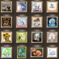 Drill 5D Diamond Painting Embroidery Cross Crafts Stitch Kit Home Decor DIY Gift