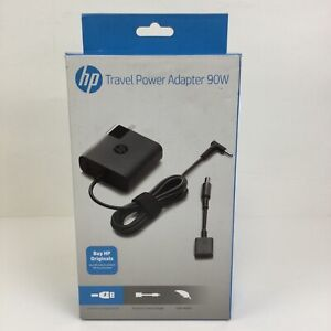 Genuine HP Lightweight Travel Adapter 90W New In The Box Free Shipping