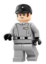 LEGO STAR WARS MINIFIGURE IMPERIAL OFFICER 75159