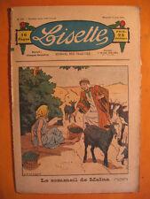 LISETTE N° 10 du 05/03/1933 -3ème année -éditions de Montsouris