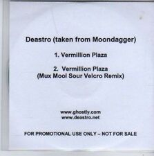 (BB146) Deastro, Vermillion Plaza - DJ CD