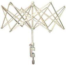 """Umbrella Swift Yarn Winder New Wooden 14"""" Birch"""