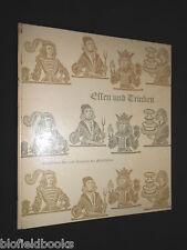 Essen und Trinken - Gunther Schiedlausky - 1959 - German Food & Drink History