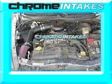 1997 1998-2003 DODGE DAKOTA/DURANGO 3.9 V6/5.2/5.9 V8 COLD AIR INTAKE HS BLACK