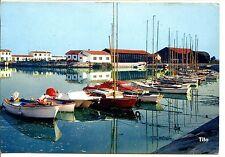CP 17 CHARENTE-MARITIME - Ile de Ré - Ars-en-Ré - Un coin du port magasins à sel