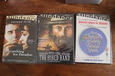 Searching for Paradise, The Hired Hand, Melvin Goes To Dinner-Sundance DVD Promo