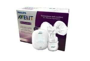 Philips Avent Easy Comfort Single Electric Breast Pump  SCF301/0 -New
