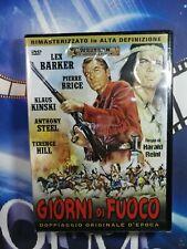 GIORNI DI FUOCO  DVD*A&R* WESTERN
