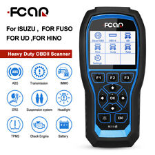 FCAR F506 Code Reader For Heavy Duty Truck&Car Transmission ABS Diagnostic Tools