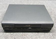 Quasar Vhq740 4-Head Video Cassette Recorder Player