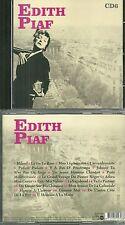 CD - EDITH PIAF : Le meilleur de EDITH PIAF / COMME NEUF / 20 TITRES