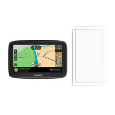 "[2 Pack - HD Clear] Screen Cover Guards Protectors For TomTom GO Basic (5"")"
