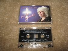 "Vicki Young ""Worthy Art Thou"" Cassette Tape"