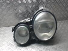 Optique avant principal gauche (feux)(phare) MERCEDES E200 CLASSE /R:16789926