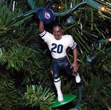 mark CARRIER chicago BEARS xmas NFL football TREE ornament HOLIDAY vtg jersey 20