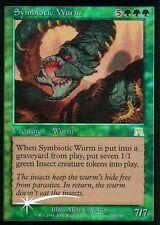 Symbiotic Wurm FOIL | EX | Onslaught | Magic MTG