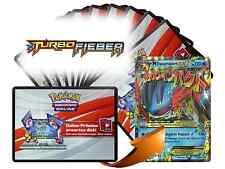 x10 TURBO Fieber Pokemon TCG OnLine Code Karten + 1 Mega Swampert EX XY87 Code