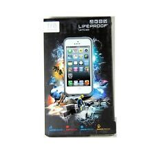 LIFEPROOF CASE FOR IPHONE 5 FRE WATERPROOF SHOCK ICE WHITE GRAY *NEW #1* 1301-02