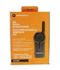 Motorola DLR1020 900 MHz Digital Business Two Way Radio with Box