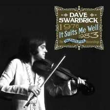 Swarbrick,dave - It Suits Me Well - The Transat NEW CD