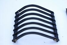 Land Rover Range Rover P38 Outer Tail Light Brush Guard LH Black Metal
