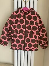 Mini Boden Girls Winter Coat Age 9-10 Years