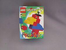 F289 JEU LEGO SYSTEM FREE STYLE Ref 1838 BON ETAT