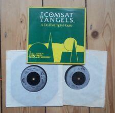 "The Comsat Angels Do The Empty House Ltd Double 7""  Post Punk"