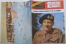 2 eme Guerre Mondiale Historia n° 322 L'afrika Korps vaincu e El Alamein