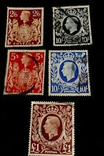 Momen Great Britain Stamps