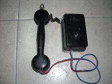 TELEFONO IN BAGHELITE - LEGGI DENTRO