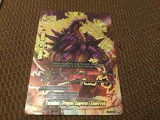 BUDDYFIGHT - Terminus Dragon Emperor Endervelt - X-BT01/0125EN - NM - SECRET