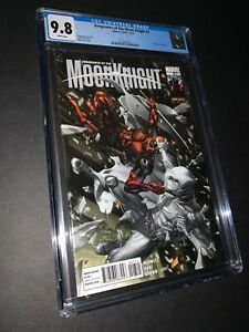 Vengeance of Moon Knight #7 CGC 9.8 Deadpool