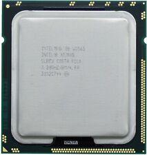 2 Lot X Intel w3565 Xeon Prozessor 3.2 GHz 8 MB l3