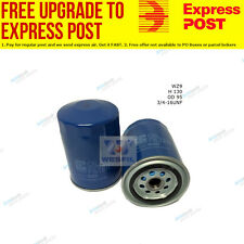Wesfil Oil Filter WZ9 fits Toyota Land Cruiser Bundera 4.0 (FJ70, FJ73, FJ75)