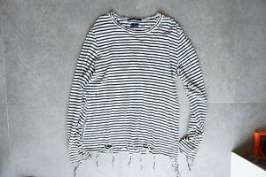 KSubi Mens Long Sleeve T-shirt – Size M