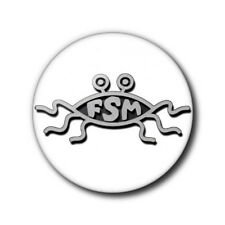 Magneclix magnetic interchangeable design - Flying Spaghetti Monster