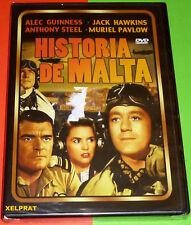 HISTORIA DE MALTA / MALTA STORY - English Español DVD R2 Precintada