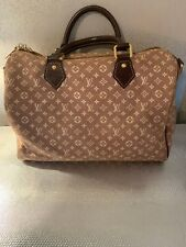 Louis Vuitton Speedy 35 Hand Bag Monogram