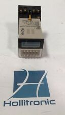 OMRON SOLID STATE TIMER VAC MODEL H3CA-A