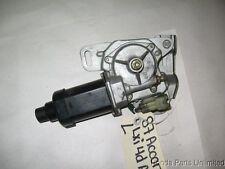 86-89 Honda Accord OEM left driver side headlight head light motor actuator