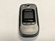 "Samsung SCH-U680 Convoy 3 Verizon Wireless 1.3"" Flip Cell Phone *Tested Working*"