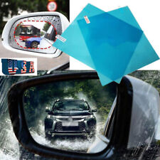 Car Anti Fog Film Rainproof Rearview Mirror Protective Sticker Scratch Resistant